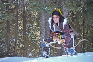 Loghain Mac Tir - Winter Hunt
