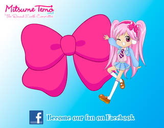 We have a Facebook page by Takisse