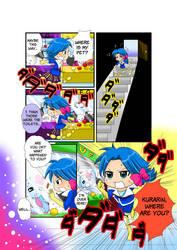 Mitsume Temo pilot manga - page 15 by Takisse