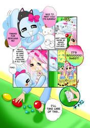 Mitsume Temo pilot manga - page 23 by Takisse