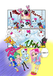 Mitsume Temo pilot manga - page 24 by Takisse