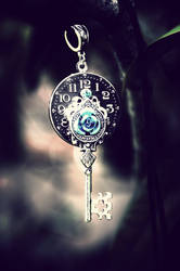 Rose's Tardis Key by PrincessSongBird