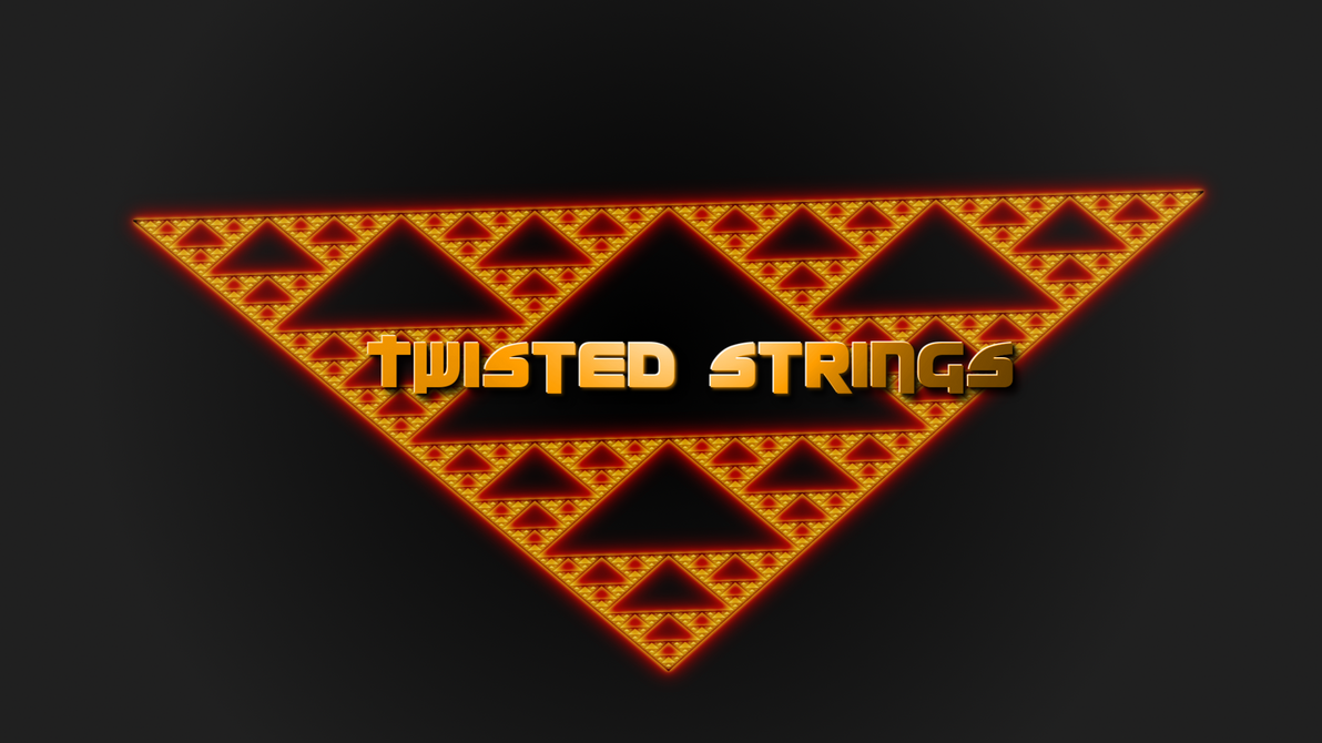 Twisted Strings - Custom Channel Art by EverBadDesigns on DeviantArt