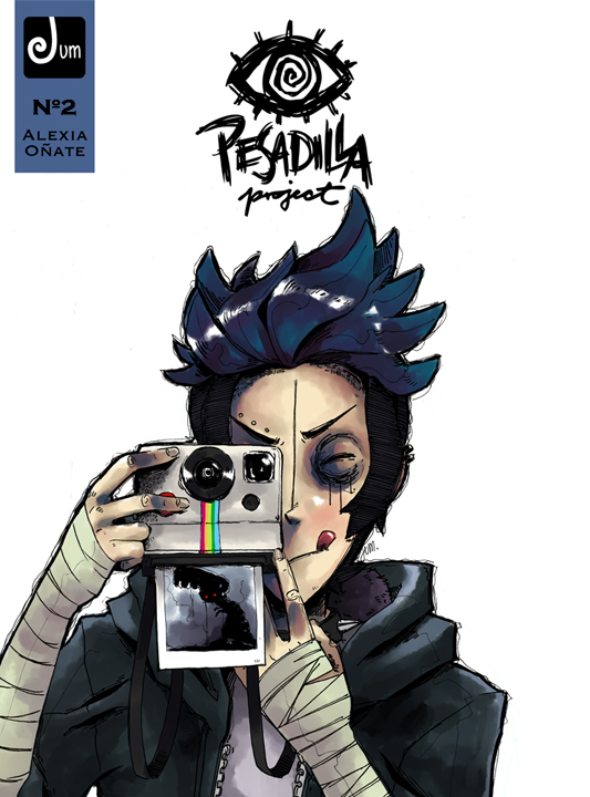2nd Cover - BLAS by pesadilla-project