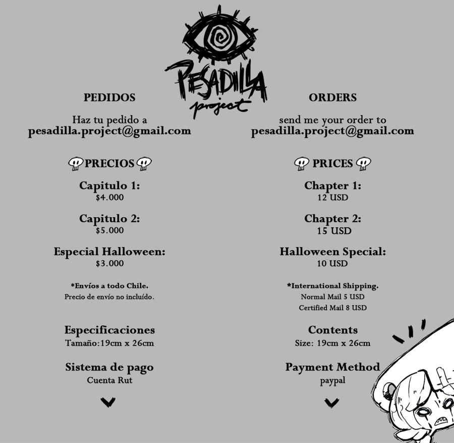 Pedidos Comic!!! by pesadilla-project