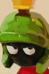 Dsc- Marvin The Martian by videsh