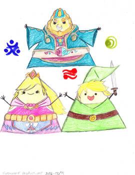 Triforce Of Legends