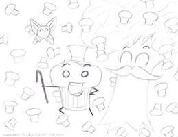 Xanauzumaki's Navi Muffin Time!!
