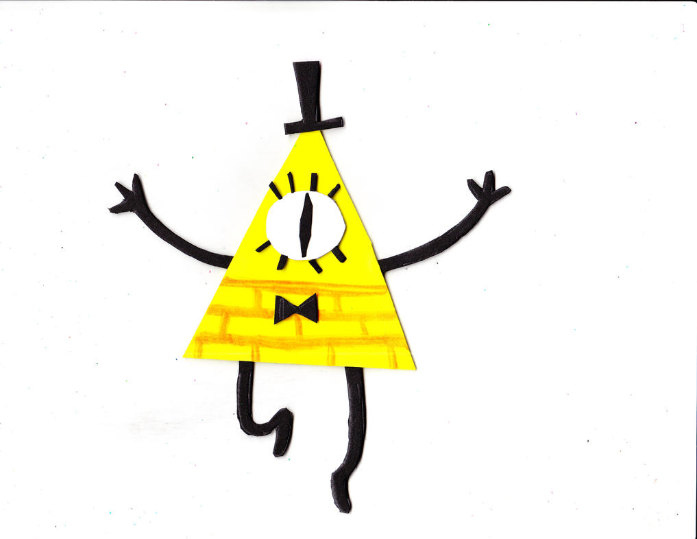 Bill Cipher by Suemoons
