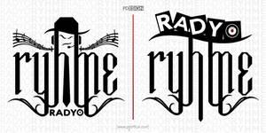 PD'RadyoRyhme Logo