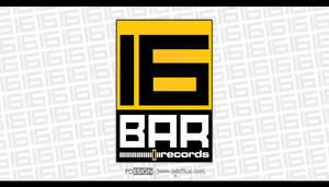 16 Bar Record's - Logo