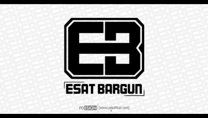 Esat Bargun - Logo