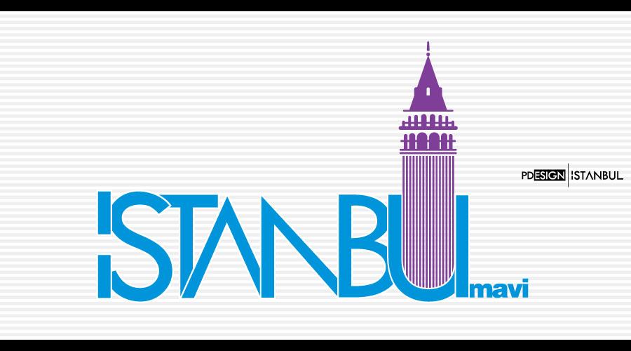 Mavİstanbul ve Galataİstanbul - Logo Çalışmaları 'PD