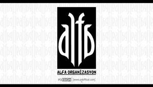 Alfa Organizasyon - Logo
