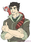 Avatar-LoK: Bolin and Pabu
