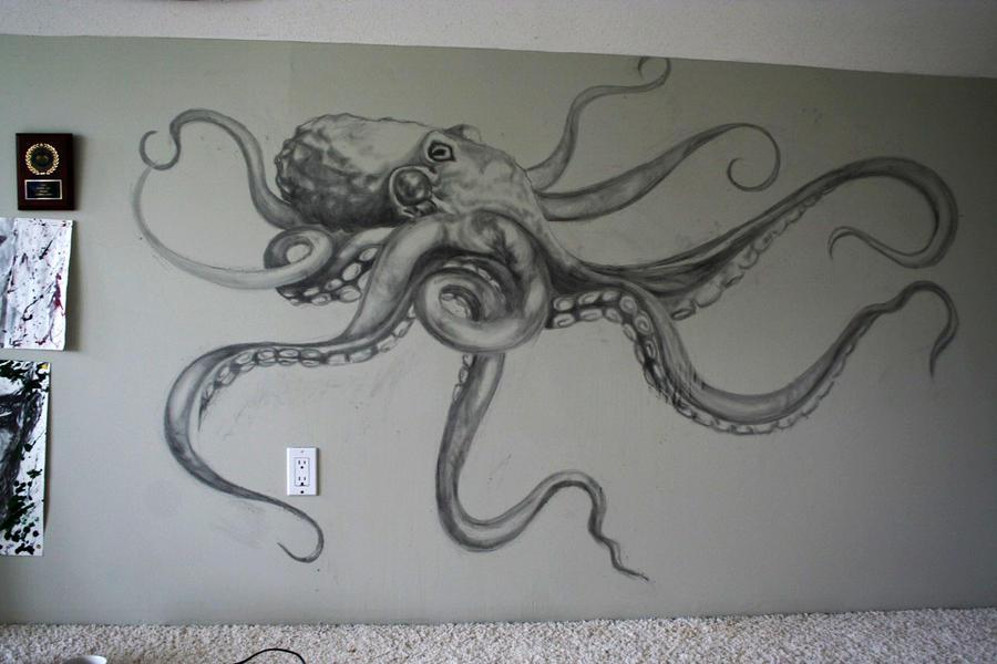 Octopus II by FICTIONpills