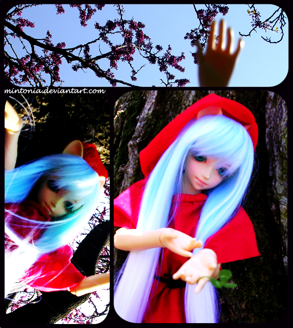 Caperucita Roja (foto by Mintonia) Little_Red_Riding_Hood_by_Mintonia