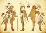 Ezio Auditore -turnaround-
