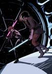 Random Jedi Fight