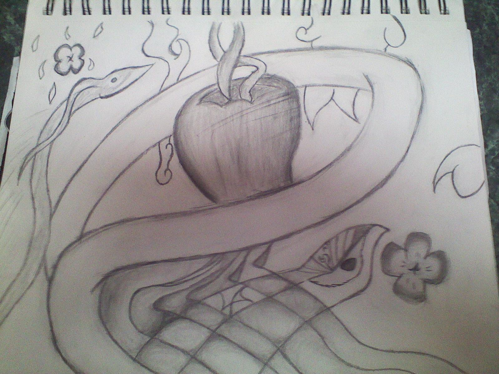 Bad Apple by Kuejena