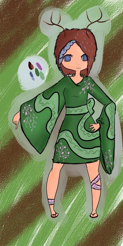 Happy COUGHLATECOUGH Birthday Chloe! by Kuejena