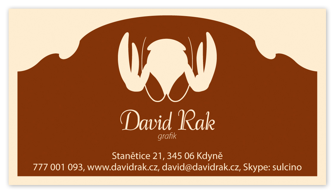 My business card 3