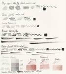 Paper test - Waterford Highwhite HP 300gsm by davidrak