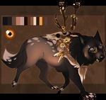 [ADOPT-SOLD] Tribal Hunter