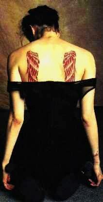 sarah's wings...
