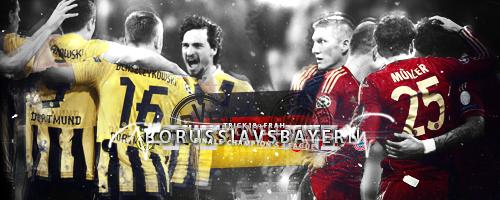 Borussia vs Bayern - The final by Trick18
