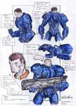 Marine StarCraft2 fanart