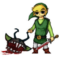 wind waker after by Stachir