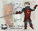 The Legend of Witcher: Zygfryd by Stachir