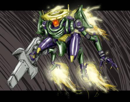 Robot K19