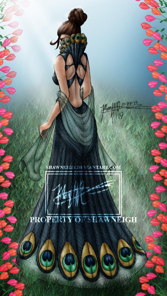 Shy Pride by Shawneigh