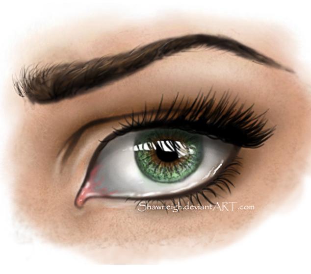 Eye... by Shawneigh