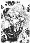 Cyclop And Phoenix
