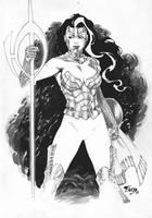 Wonder Woman by Fredbenes