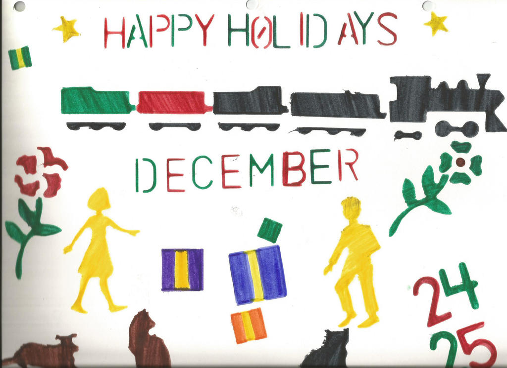 Christmas Theme by 15CEH02