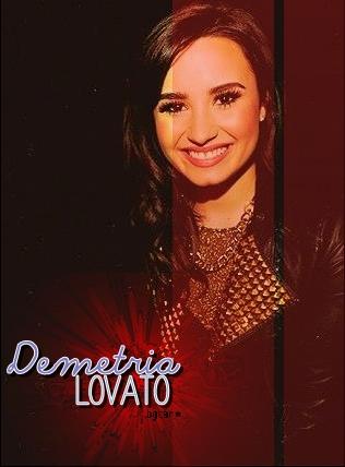Demetria Lovato by Caarooo15