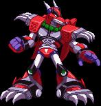 CvS Magma Dragoon by Pin-point