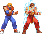 Double Dragon by Pin-point
