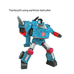 Autobot Trainboy45