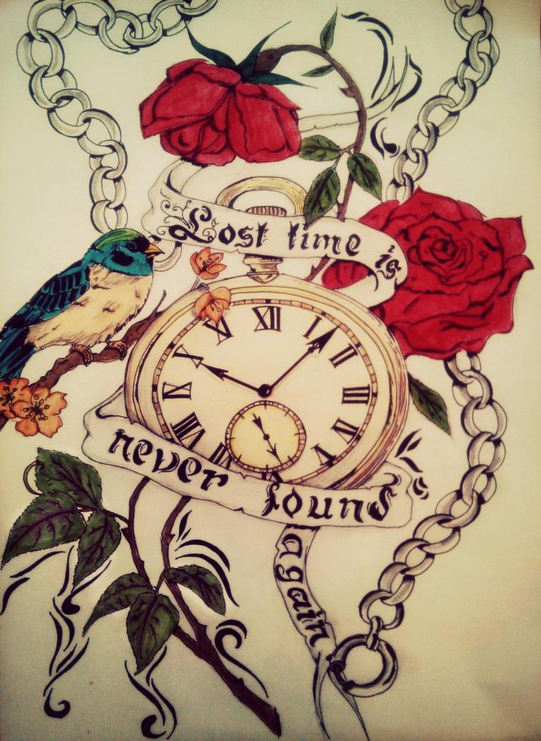 Tattoo love forever deviantart for Love always tattoo