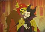 Horned King/Maleficent