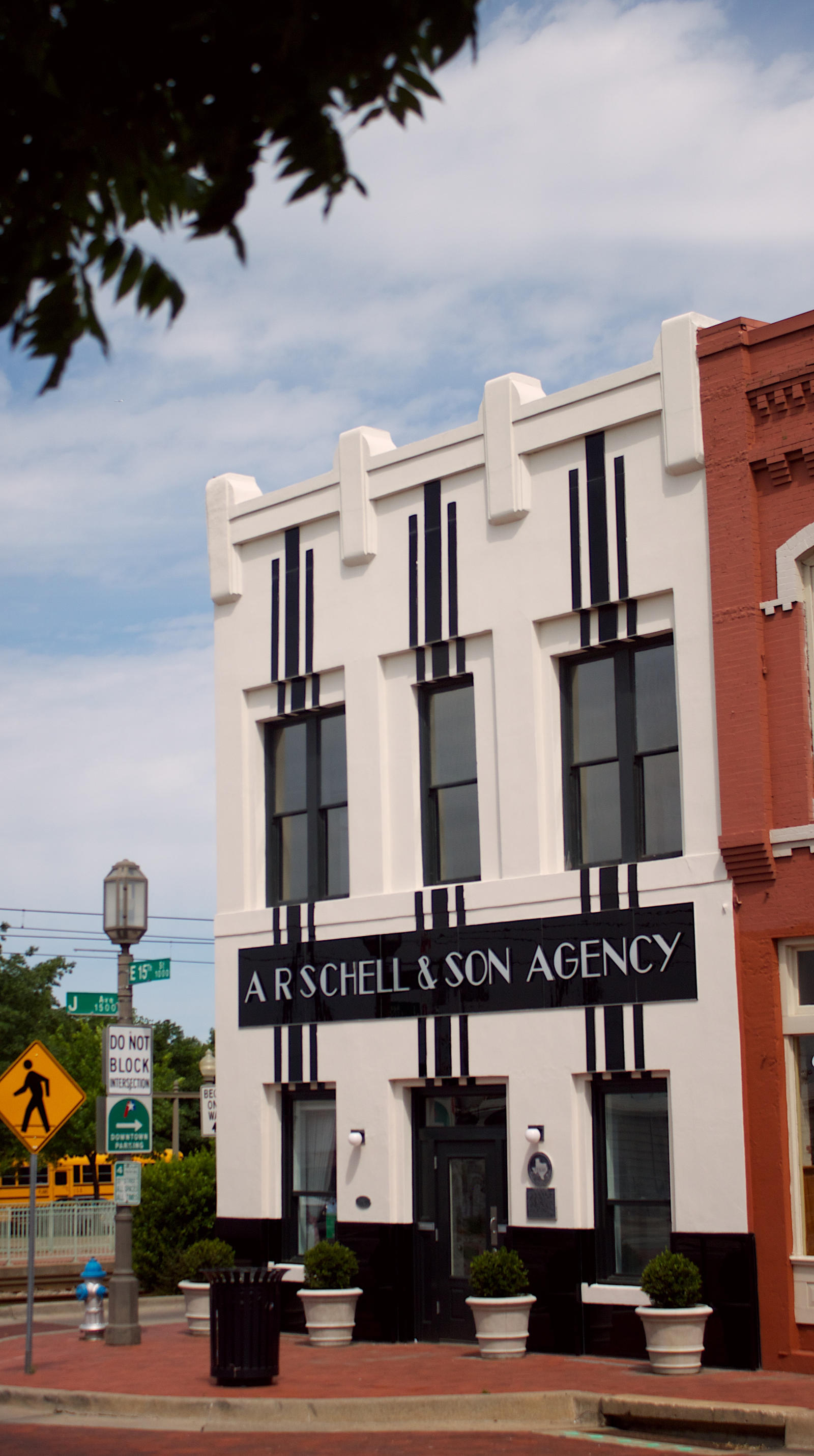 A R Schell and Son Agency by MaxHedrm0