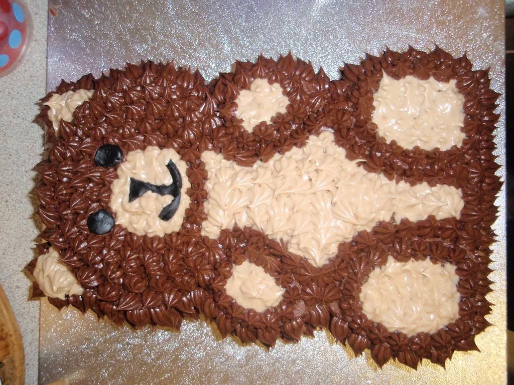 Robert Teddy Cake Artist : Teddy Bear Cake by Emzie95 on DeviantArt