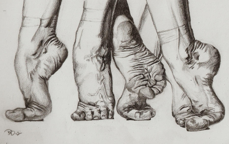 how to draw feet deviantart