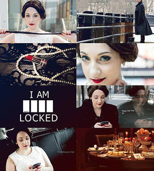 The Woman collage