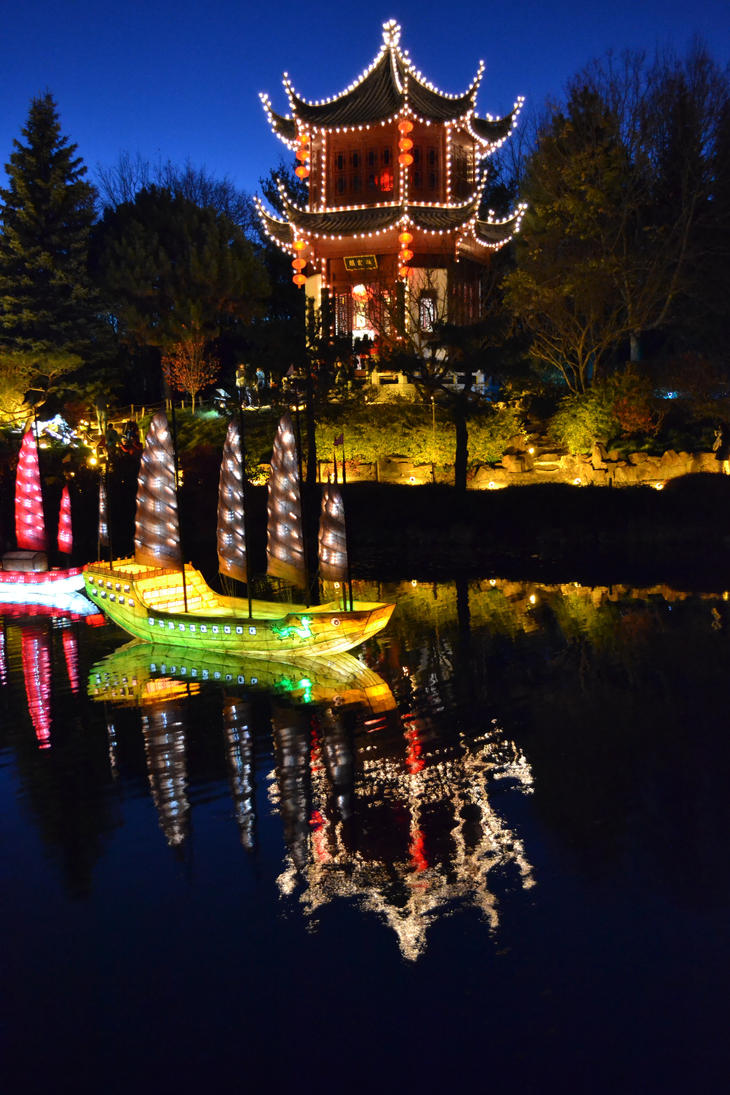Festival of Lights by queen382